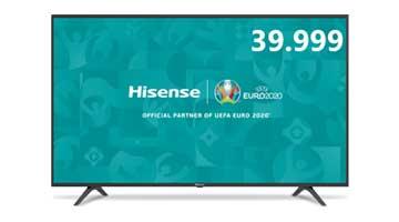 Hisense TVZ01748-2, Televizor, Akcija